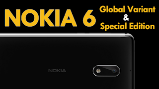 Nokia 6 Gets A Special Edition Has it Goes Global