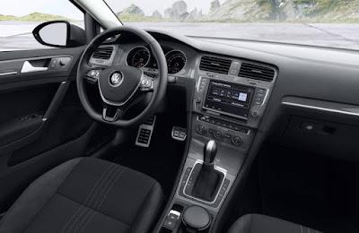 New 2017 Volkswagen Golf Eighth-Gen stearing wheel Hd Pictures