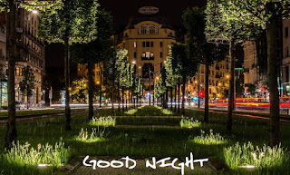 good night landscape Wallpapers