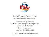 Lowongan Kerja di Snack Express Pangandaran
