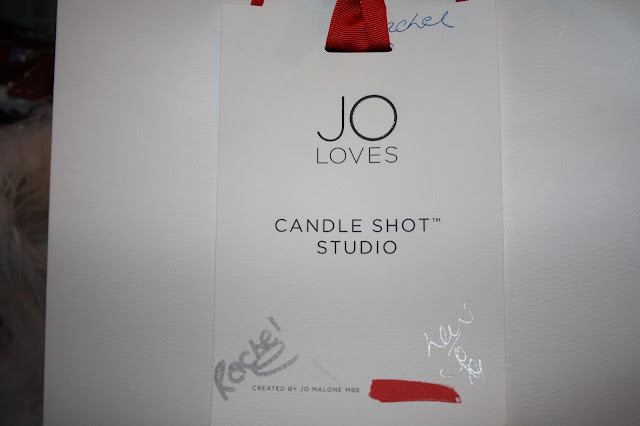 Jo Loves Shot Candle