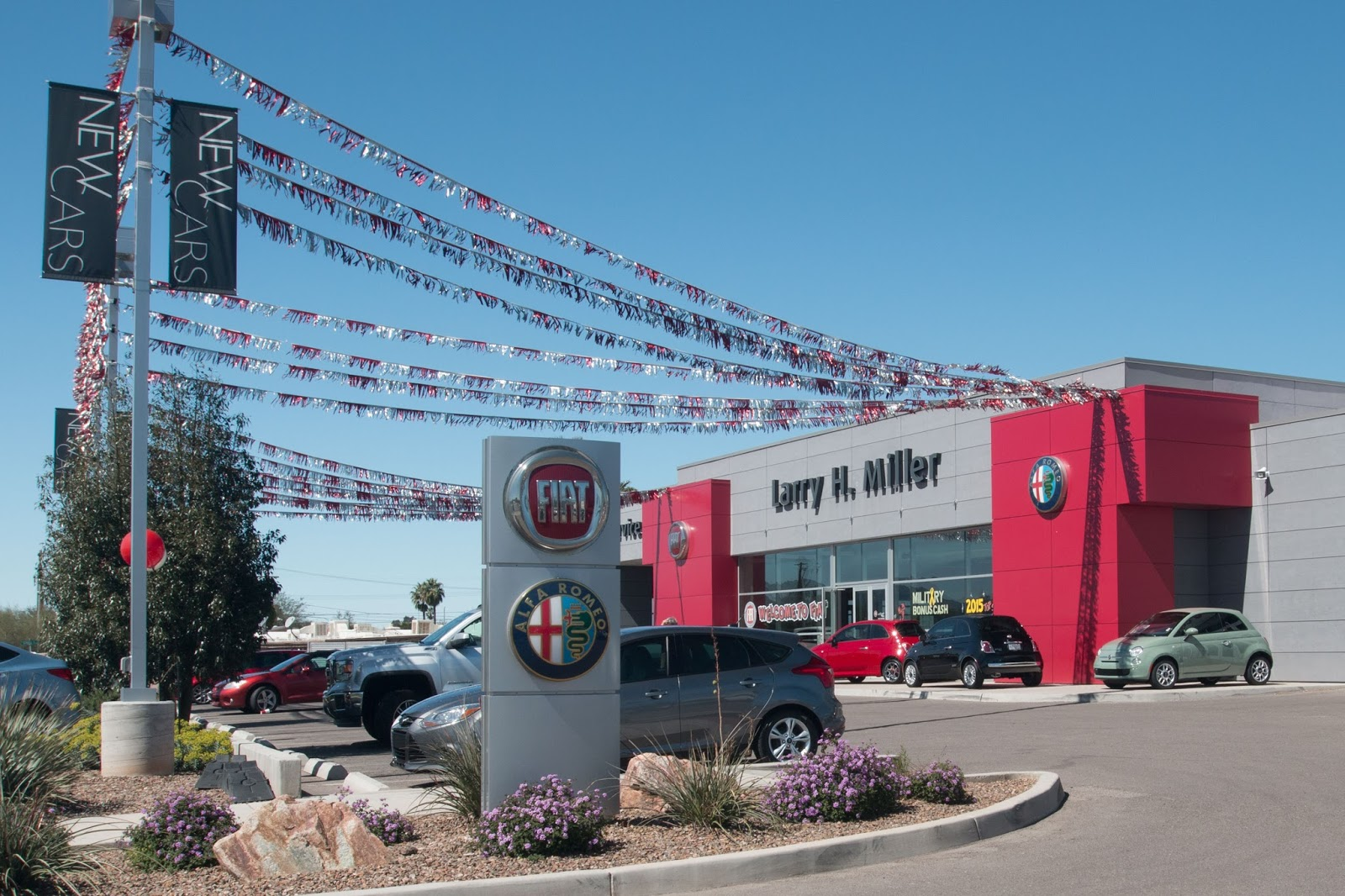 Larry H Miller Tucson >> Check Out These Awesome Deals Larry H Miller Fiat Of Tucson