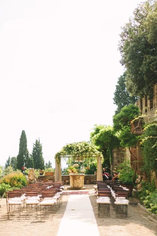 romantica boda en castillo de florencia chicanddeco