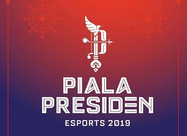 Final Piala Presiden Esports 2019