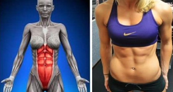 Spend 60 Seconds A Day Doing This Exercise And In Just One Month Your Abdomen Is Going To Become Flat