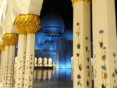 gran mezquita abu dhabi