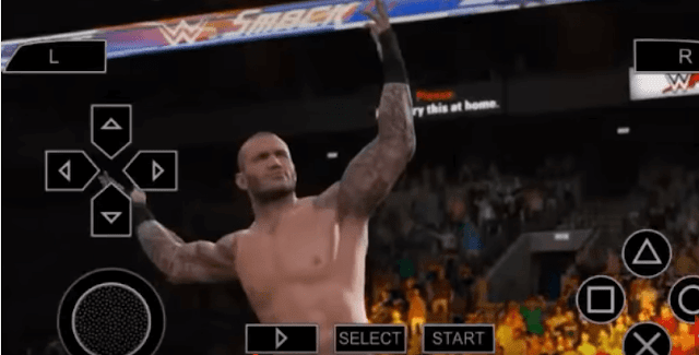 wwe 2k16 android