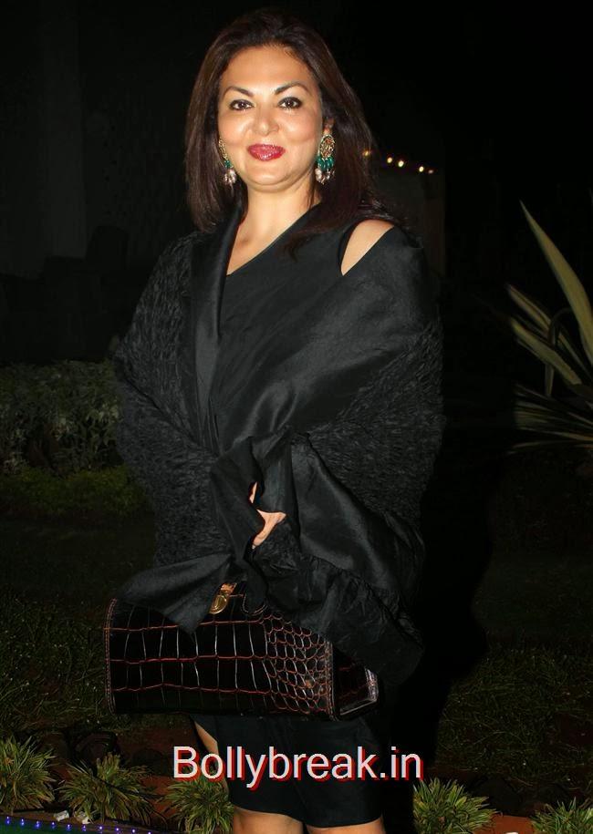 Malavika Sangghvi, Hot Babes at Society Young Achievers Awards 2013