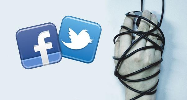 Apocalipsis Zombi en Facebook y Twitter