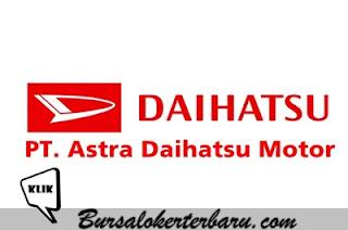 Lowongan Kerja Bekasi : PT Astra Daihatsu Motor - Operator Produksi (Pemagangan)