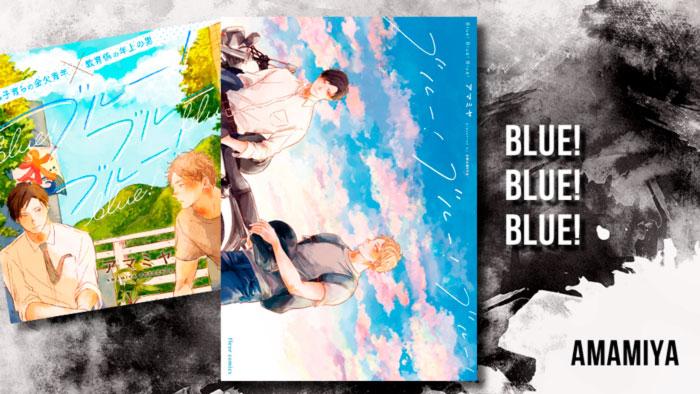 Blue! Blue! Blue! - Amamiya