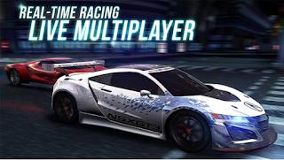 Download Racing Rivals V6.0.2 MOD Apk ( Unlimited Turbo ) Terbaru