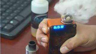 Bahaya Vapor Rokok Elektrik Untuk Kesehatan