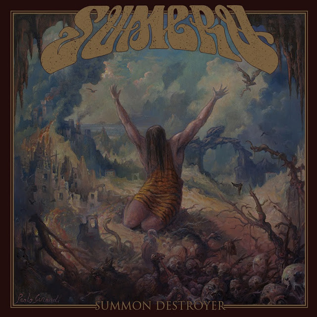 Track By Tracks: Sumeru - Summon Destroyer (2018)