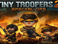 Download Game Tiny Troopers 2 Spesial Ops v1.3.8 MOD APK + Data (Unlimited Money) Terbaru 2016