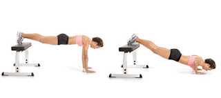 Decline Push-up