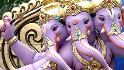 Bhayander cha raja - Mumbai ganpati images 2016 Mumbai Ganesh Chaturthi images 2016