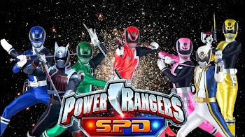 Power Rangers S.P.D. [PT-PT]