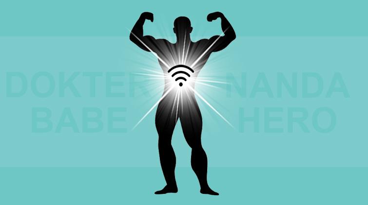 hidup sehat dengan koneksi internet