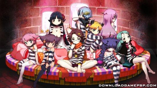 Criminal Girls Invite Only - Download Game PSP PPSSPP PSVITA