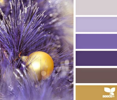 Holiday Hues: Design Seeds