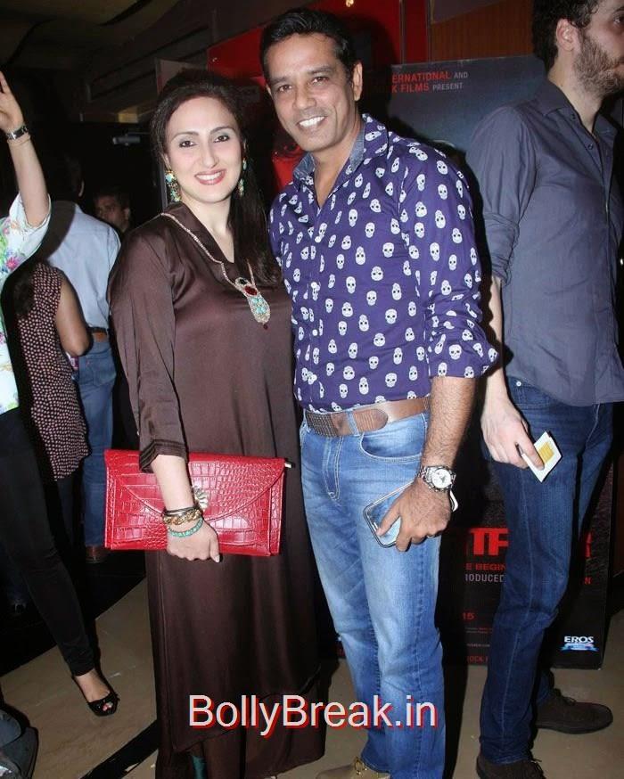 Juhi Babbar, Anup Soni, Hot Images OF Manasvi Mamgai, Huma Qureshi, Sonakshi Sinha At  'Badlapur' Special Screening