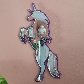 unicorn ayna