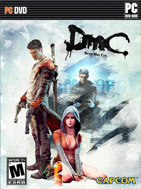 تحميل لعبة Devil May Cry مضغوطة برابط واحد مباشر + تورنت كاملة مجانا