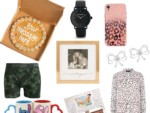 Valentine's Gift Guide | His & Hers
