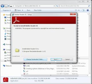 Download Adobe Reader Terbaru Untuk Windows 7 Full Version Dan Cara Instalnya