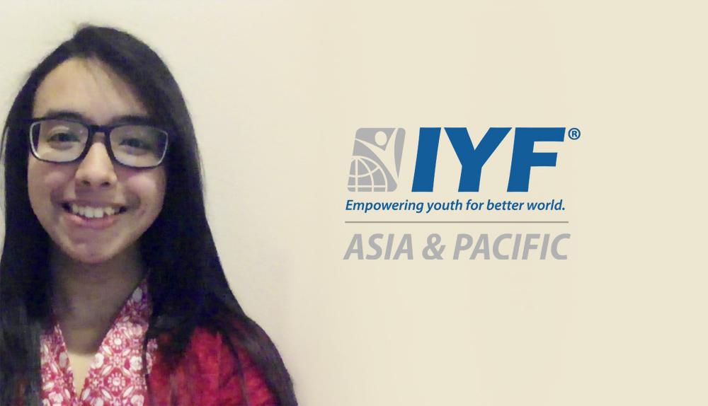 Tamara Amalia, Regional Director, Asia & Pacific