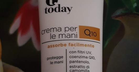 Review crema mani Q10 Today