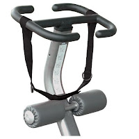 Element Stretch Machine's multi-grip handlebars & front pads, image