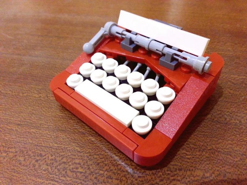 Looks like a Classical Typewriter