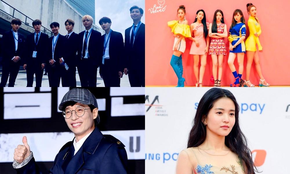 Here is the Winner List of '2018 Korean Popular Culture & Arts Awards'