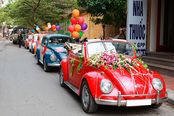 Làm sao thuê được xe cưới đúng chuẩn?  - Ducvinhtravel.net-cho thuê xe 4 chỗ giá rẻ tại Hà Nội - Cần thuê xe 4 chỗ cho cơ sở lại