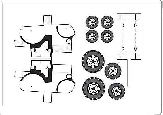 Model Tractor-Maket Traktör Modelleri-