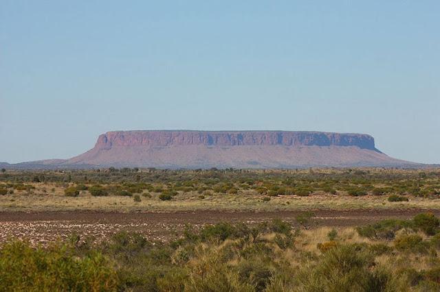 El monte de Conner: La roca que te engaña | Australia