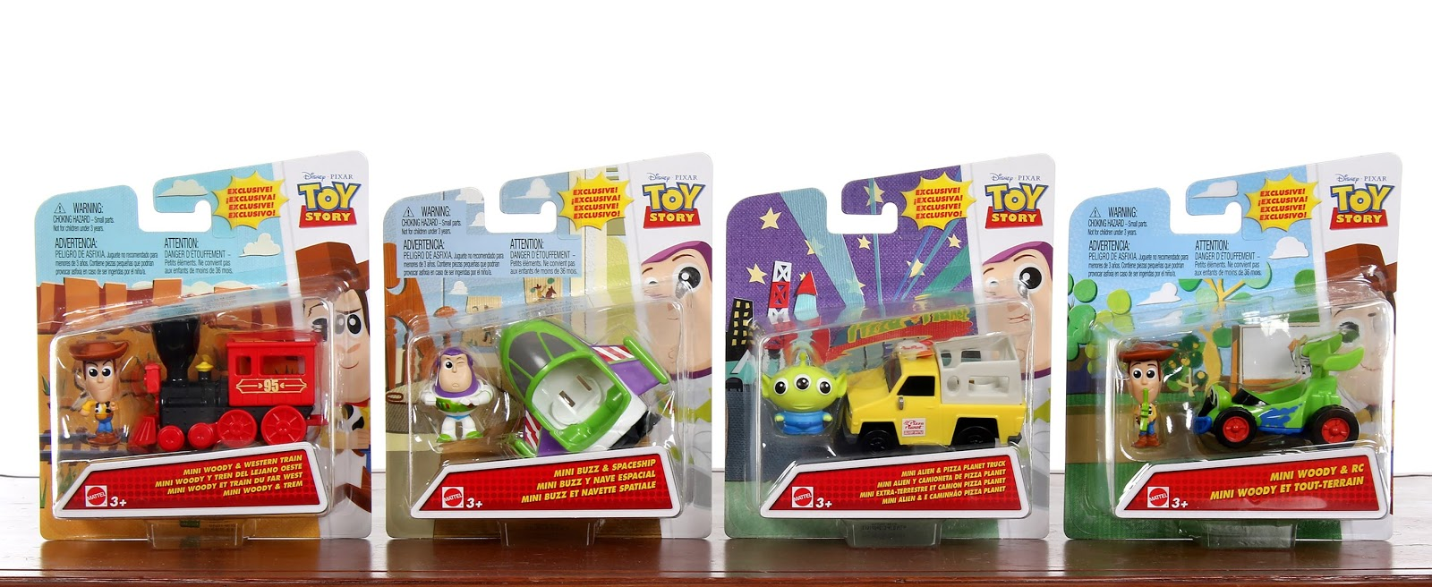 mattel toy story minis vehicles mini figures