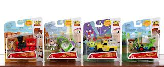 mattel toy story minis vehicles mini figures