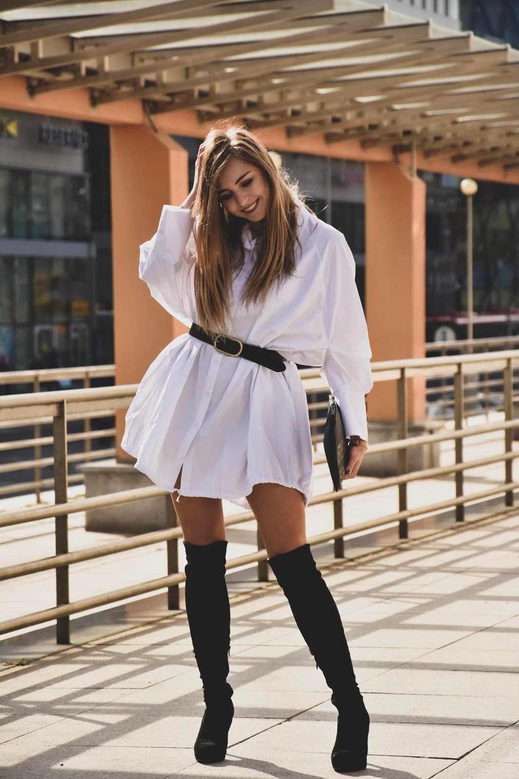 |OUTFIT| WHITE&BLACK IS ALWAYS A GOOD IDEA