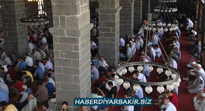 Diyarbakır'da şehitler için okunan hatimlerin duası yapıldı