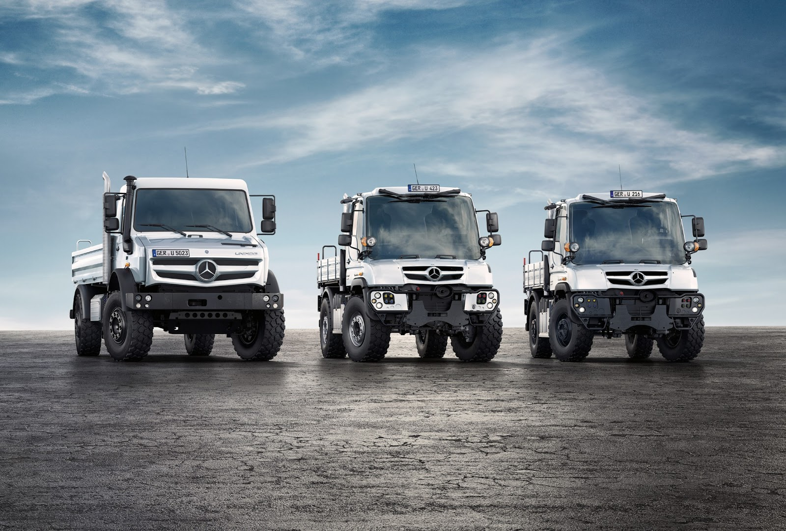ConcettoMotors: Unimog da Mercedes-Benz conquista o título ...