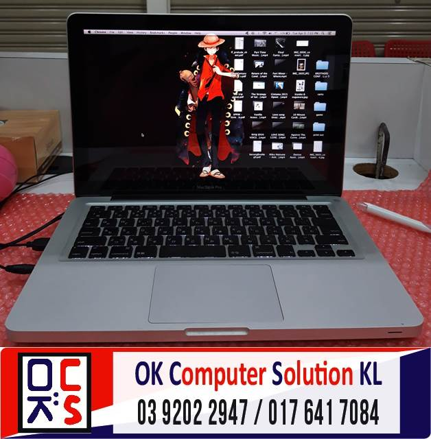[SOLVED] MASALAH TRACKPAD MACBOOK PRO A1278 | REPAIR MACBOOK CHERAS 11