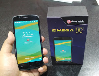 Cherry Mobile Omega HD Nitro Announced, Quad Core LTE for Php4,499