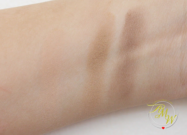 a swatch photo of A: Concept Shape Of My Face Triple Contour