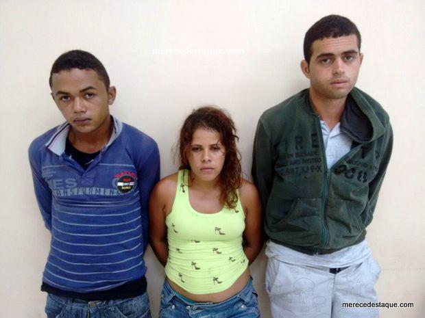 Polícia prende suspeitos de praticar assaltos a sulanqueiros em Santa Cruz do Capibaribe
