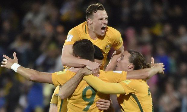 Australia 3-2 Arabia Saudita eliminatorias Rusia 2018