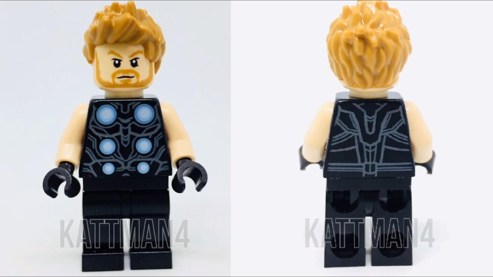 Anj S Brick Blog Lego Avengers Infinity War Minifigures Images Revealed