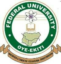 1.0 ADMISSION SCREENING EXERCISE The Federal University Oye-Ekiti hereby inform all applicants who applied to FUOYE in the 2016 UTME to visit the screening portal www.screening.fuoye.edu.ng to participate in the on-line screening exercise effective from Monday 25thJuly – 5th Friday, August 2016.  2.0 ELIGIBILITY i) Candidates who applied to Federal University Oye Ekiti and obtained UTME cut-off score of 180 and above. ii) All candidates must possess a minimum of five 'O' level credits obtained at not more than two sittings in subjects relevant to their proposed courses. Any candidate who does not have these requirements is considered as an Awaiting Result (AR) candidate iii) Direct Entry candidates must possess a minimum of Upper Credit at National Diploma or its equivalents.  3.0 EPORTAL ACCESS FEE Each candidate will be required to pay a processing fee of Two Thousand, Five Hundred Naira (N2,500 .00) only. Payment should be made through E-transact.  REGISTRATION/PAYMENT PROCEDURE USING E- TRANSACT i) Visit any bank and pay through e-Transact platform. ii) You will receive a print-out with receipt number and confirmation-order. iii) Visit Federal University Oye-Ekiti website www.fuoye.edu.ng and click on Admission to select 2016 UTME screening/ Direct Entry from the home page.  4.0 IMPORTANT NOTICE Applicants for the Screening Exercise will be required to do the following on the University website. i.) Upload Passport Photograph ii.) Submit a valid e-mail address and a valid cell phone number in your Registration Form. iii.) Complete the O' Level section with the required 5 O' level credits for the applied course in either one (1) or two (2) sittings iv.) Print out screening report 5.0 Direct Entry Applicants i. In addition to the above information, you are required to upload your statement/Notification of results. ii. You are also required to forward your transcript to the Office of the Registrar, Federal University Oye Ekiti on or before Friday 5th August 2016.  6.0 CAUTION Applicants that do not adhere strictly to the instructions on the University website will be disqualified  7.0 AVAILABLE COURSES FOR 2016/2017 ACADEMIC SESSION A. Faculty of Agriculture i) B. Agric. Agricultural Economics and Extension ii) B. Agric. Animal Production & Health iii) B. Agric. Crop Science and Horticulture iv) B. Agric. Soil Science v) B. Fisheries and Aquaculture vi) B. Food Science and Technology vii) B. Water Resources Management and Agro-Meteorology B. Faculty of Arts i) B.A. English and Literary Studies ii) B.A Theatre and Media Arts. C. Faculty of Engineering i) B. Engr. Agricultural Engineering ii) B. Engr. Civil Engineering iii) B. Engr. Computer Engineering iv) B. Engr. Electrical and Electronics Engineering v) B. Engr. Materials and Metallurgical Engineering vi) B. Engr. Mechanical Engineering vii) B. Engr. Mechatronics Engineering D. Faculty of Social Sciences i) B.Sc. Demography and Social Statistics ii) B.Sc. Economics and Development Studies iii) B.Sc. Psychology iv) B.Sc. Sociology E. Faculty of Science i) B.Sc. Animal & Environmental Biology ii) B.Sc. Biochemistry iii) B.Sc. Computer Science iv) B.Sc. Geology v) B.Sc. Geophysics vi) B.Sc. Industrial Chemistry vii) B.Sc. Mathematics viii) B.Sc. Microbiology ix) B.Sc. Physics x) B.Sc. Plant Science & Biotechnology  CLOSING DATE FOR SCREENING EXERCISE:  Screening Exercise closes on Friday 5th August, 2016.  FOR FURTHER INFORMATION, VISIT OUR WEBSITE: www.fuoye.edu.ng  Only enquiries not clarified by the above instructions should be addressed to: admissions@fuoye.edu.ng or contact: Ayodeji-08162491328, Ola – 08060239459, Bamidele – 08027409196, Maureen – 07080951567, 08034430891 between 8:00am - 6:00pm.  Signed: Daniel Abiodun Adeyemo Registrar